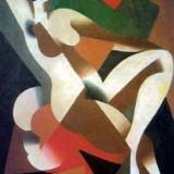 Renè Magritte: Donna