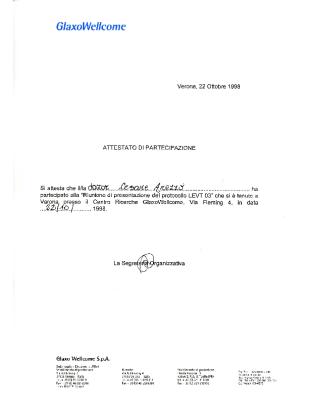 Investigator's Meetings - Le Malattie dell'Apparato..