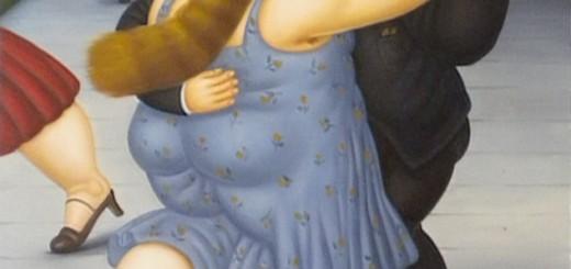 Fernando Botero: il ballo