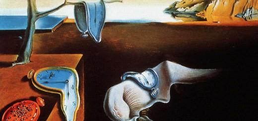 Salvator Dalì: La persistenza della memoria