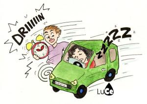 Asleep-behind-the-wheel